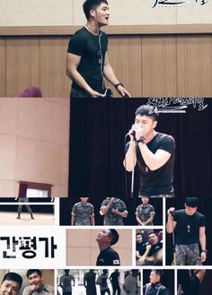 151001 The 13th Ground Forces Festival Final Audition – PFC Kim Jaejoong