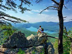 Appalachian Love: Hiking Carvins Cove in Roanoke, Virginia