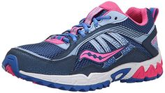amazing Saucony Girls Excursion Sneaker (Little Kid/Big Kid)