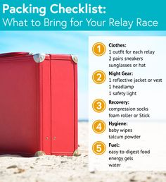How to Train (and Pack!) for a 200-Mile Team Relay Race