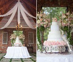 Pretty Alabama wedding via Fab You Bliss