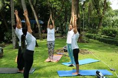 7 Days Yoga Retreat in Bangkok Thailand - The exhilarating yoga retreat at the down town of the Bangkok is designed and programmed for those who are interested in both yoga and leisure.