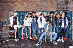 24K 3rd Mini Album 'Super Fly' Concept Photo #24K #투포케이 #Cory #Sungho #Kisu #DaeIl #jeunuk #Hui #Jinhong #코리 #성오 #기수 #대일 #정욱 #휘 #진홍 #SuperFly #SuperFlyAlbum #24KSuperFly #날라리
