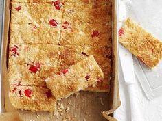 Tray Bake Recipes, Baking Recipes, Coconut Recipes, 13 Desserts, Dessert Recipes, Cake Recipes, Dessert Bars, Salad Recipes, Bbc Good Food Recipes