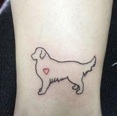 Um amor que vale a pena ser eternizado ❤️ Tatuagem da nossa @andreiamine do Circus Pamplona. E amanhã tem flash tattoo por aqui! Quem tiver interesse precisa agendar horário com ela em tattoo@circushair.com  Os desenhos disponíveis estão publicados em post específico aqui no insta, tamanho de 2,5 a 10 cm, valores de 100 a 300 reais  #circushair #tattoo #tattoonocircus #tatuagem #circuspamplona #ruapamplona1115 #flashtattoo #doglovers