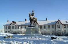 Fort Calgary is a National Historic Site, the birthplace of Calgary and an interactive interpretive centre and museum. Discover how the hopes and dreams of the North West Mounted Police combined with those of early Calgary citizens to shape our city.