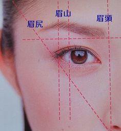 """""""眉毛上手に書けない問題""""の解決策は眉頭に。印象が変わる眉頭のメイク法講座   by.S"""