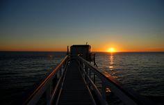 Sunset à Saint Palais sur Mer  #saintpalaissurmer #royan #storm #charentemaritime #tempete #mer #ocean #sea #carrelet  #sky #carrelet