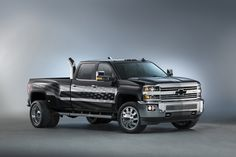 Chevy And Kid Rock Create A Silverado 3500HD For The 'Working Class Guy'