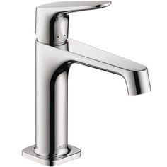 Hansgrohe Axor Citterio M Single Hole () faucet (Chrome)