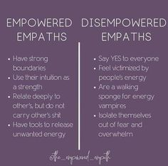 Empath Traits, Intuitive Empath, Mantra, Mental And Emotional Health, Emotional Healing, Spiritual Health, Spiritual Growth, Trauma, Empath Abilities