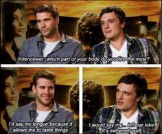 Josh, you crack me up XD