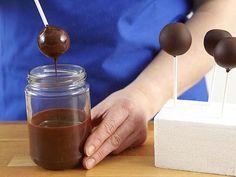 Cake-Pops selber machen - cake-pops-66  Rezept