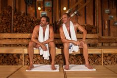 In between the Meditationssauna and the Rosenpavillion you can find the 90°C hot Alpenstadl. This sauna attraction is based on a traditional Bavarian hut. You can sweat in local atmosphere, listen to folk music and feel like being on holidays in the middle of the wonderful alpine landscape.