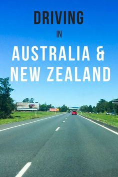 Renting a car in Australia/New Zealand? If you are nervous about driving in Australia and New Zealand, here are some useful tips for you! Australia Destinations, Australia Travel, Western Australia, Travel Destinations, Travel Advice, Travel Guides, Travel Tips, Driving In New Zealand, New Zealand Holidays