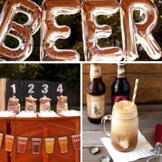 We've got our FriYay party for you 🍻 from @modernmoments ! Complete with a beer tasting station🍺 and a grown up root beer float recipe! Click the link and get all the fun for this no kids allowed party! #beertasting #beerbash #partyideas #fridayparty #friyay #orientaltrading