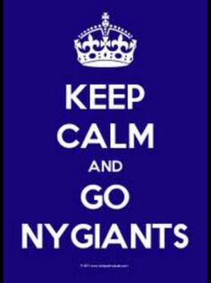 NY Giants Fan! on Pinterest | New York Giants, NFL and New York ...