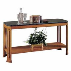 Stickley Sofa Table