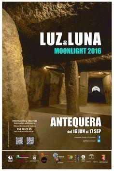 Luz de Luna 2016. Antequera, Málaga