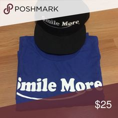 72d66df8a Roman Atwood official smile more merch Accessories Hats