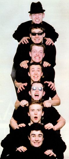 Madness. Your children loved dancing around to this with you  . . . Bless