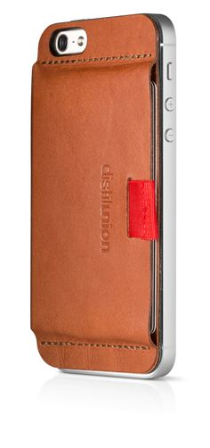 H I S iPhone Wallet. Slot for credit cards on-board