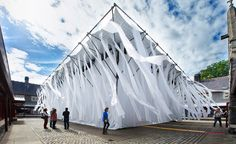 tim lai and brad steinmetz collaborate on willow theater - designboom   architecture