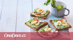 Něco pro milovníky avokáda. Připravte si z něj skvělou pomazánku podle našeho receptu. Avocado Toast, Breakfast, Food, Morning Coffee, Essen, Meals, Yemek, Eten