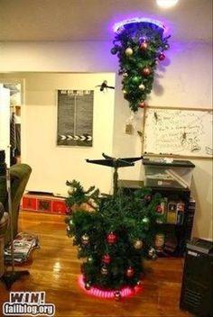 Fail Win Christmas Tree