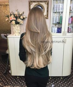Perfect Blonde Hairstyle For Long Hair 112
