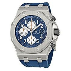 89634235ae43 Top Replica Audemars Piguet Royal Oak Offshore Blue Dial Chronograph For  Sale
