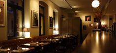 Restaurant Villandry in der Dresdner Neustadt