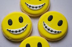 October is National Orthodontics Month ~ color me cookie