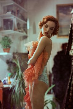 """""""July Morning"""" by Andrey & Lili, via @Behance #fashion #photography #glamour"""