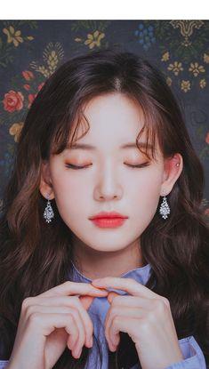 Pretty Korean Girls, Korean Beauty Girls, Beautiful Asian Girls, Asian Beauty, Korean Makeup Look, Korean Face, Ulzzang Korean Girl, Girl Face, Girl Photography