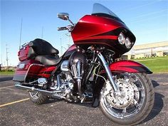 Details about 2005 Harley-Davidson Touring SCREAMIN EAGLE CVO ...