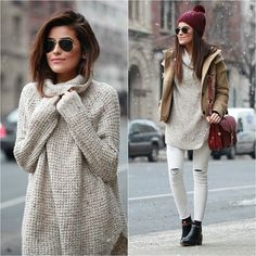 How to Chic: OUTFIT OF THE DAY BY @sazanbarzani