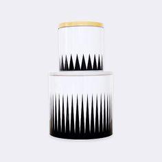 Ferm Living - Spire Tin Boxes $26.40