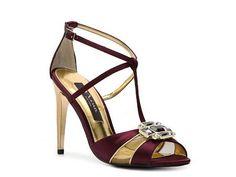 Nina Caskade Sandal Evening & Wedding Wedding Shop Women's Shoes - DSW