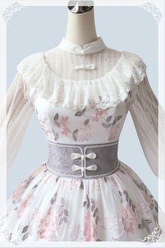 where to buy lolita dresses,taobao lolita dresses Beautiful Dresses, Nice Dresses, Girls Dresses, Mode Lolita, One Piece Jumper, Gothic Lolita Dress, Queen Outfit, Neckline Designs, Online Dress Shopping