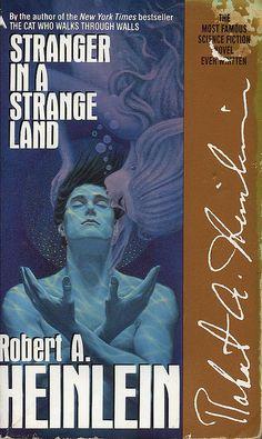 Robert A. Heinlein - Stranger in a Strange Land