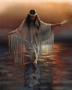 Golden Reflection by Lee Bogle