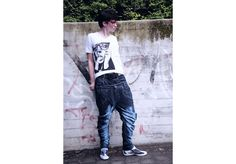 Tegan Look High Fashion, Overalls, Street Wear, Unisex, Denim, Pants, Collection, Trouser Pants, Couture
