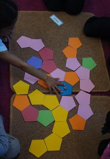 THE LEARNING ARK - Elementary Montessori : geometry