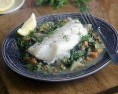 Salade de lentilles au haddock économique en 25 min http://www.cuisineaz.com/recettes/salade-de-lentilles-au-haddock-37438.aspx