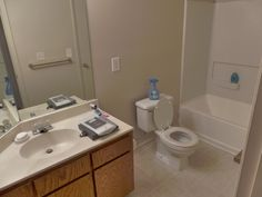 """Yes... I WILL have a fully equipped """"Guest"""" bathroom..."""