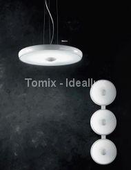 Kinkiet AUDI-51 AP3 Biały (034515) Ideal Lux