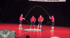 Community Post: The Secret World Of Competitive Jump Rope