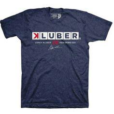 Kluber strike out tshirt