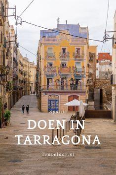 Dit zijn de leukste dingen om te doen in Tarragona. Een stad die leuker is dan enkel bezoeken als dagtrip vanuit Barcelona. #Spanje #Stedentrip #Tarragona Europe Travel Tips, Spain Travel, Travel Destinations, Spain Road Trip, Next Holiday, Spain And Portugal, Trip Planning, Places To See, Around The Worlds